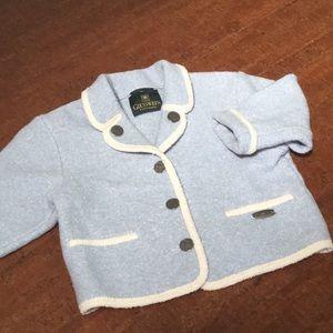 Other - Austrian merino wool blend jacket